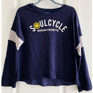 NWT Sundry x Soul Cycle Massachusetts Sweatshirt